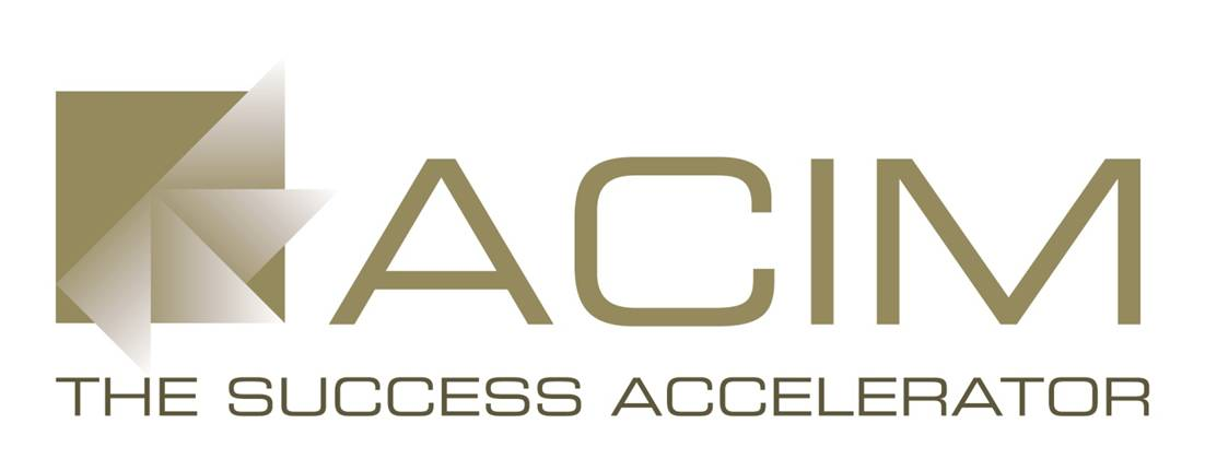 ACIM - THE SUCCESS ACCELERATION